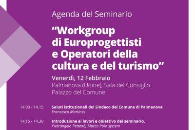 Martina Gamboz - Interakta d.o.o. Svetovanje in kulturni management-Seminario_Palmanova_Invito_bozza-1a
